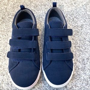 Kids Classic Sneakers Gap Boys Blue/Navy Shoes